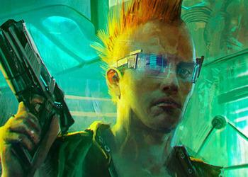 Концепт-арт Cyberpunk