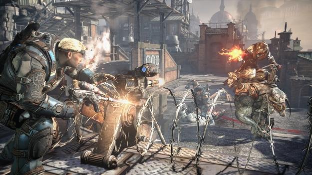 Аудитории VGA продемонстрировали свежий трайлер к игре Gears of War: Judgment