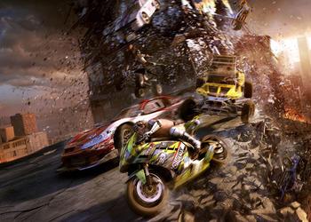 Снимок экрана MotorStorm: Apocalypse