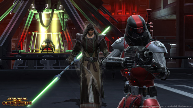 BioWare продемонстрировала свежее усиление к игре Star Wars: The Old Republic