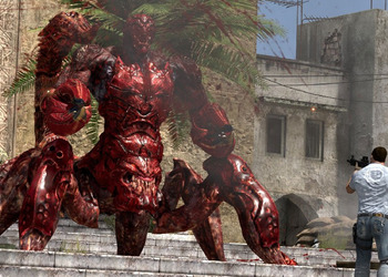 Снимок экрана Serious Sam 3