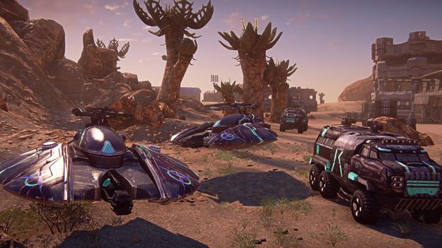 Сони желает сохранять игру Planetside 2 до 2025 года