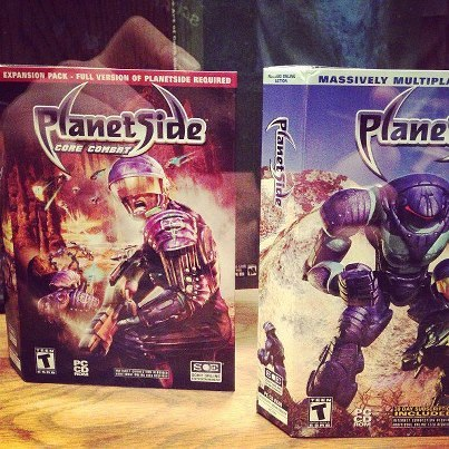 Прикрытое beta-тестирование русской версии игры PlanetSide 2 стартует в начале марта
