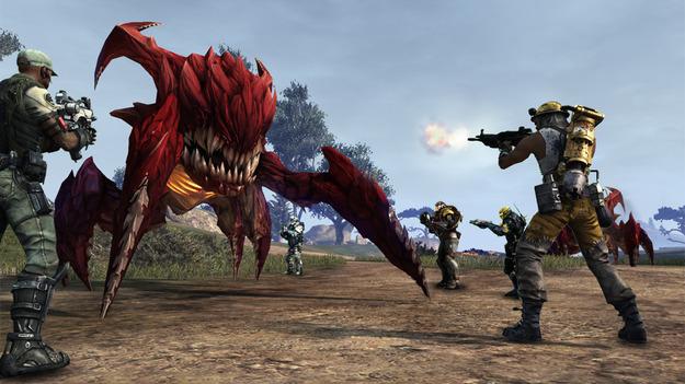 Анонсирована дата релиза новой постапокалиптической игры Defiance