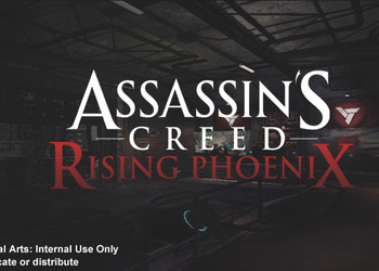 Утекшее изображение со знаком Assassin'с Creed: Rising Phoenix