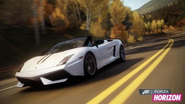 Свежее добавление к игре Forza Horizon выходит 1 февраля 2013 года!