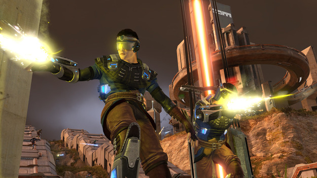 Nadeo начала открытое beta-тестирование игры Shootmania Storm