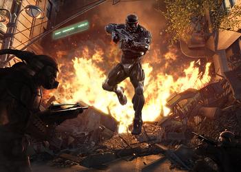 Снимок экрана Crysis 2