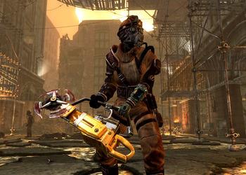 Снимок экрана Fallout 3