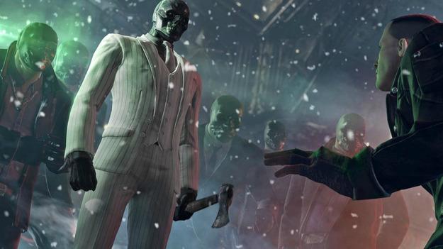 Размещена подробная информация об игре Batman: Arkham Origins