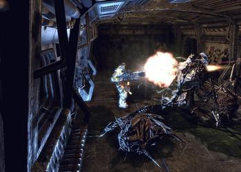 Снимок экрана Alien Breed 2: Assault