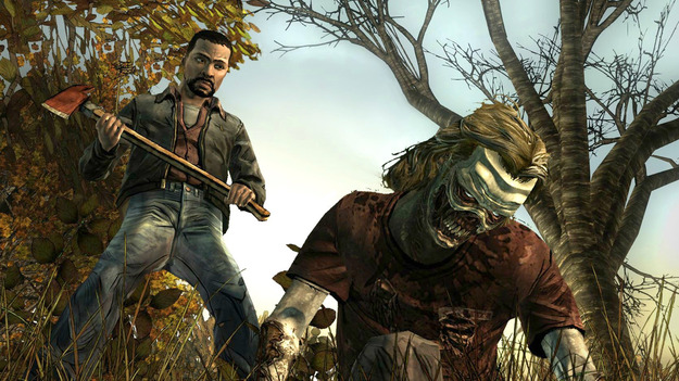 2-й год игры The Walking Dead будет в 2015 году