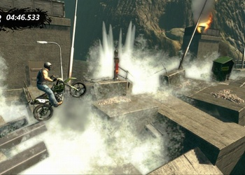 Снимок экрана Trials Evolution