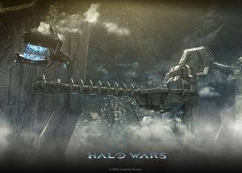 Обои Halo Wars