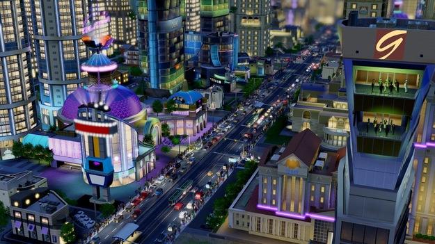 EA презентует всем владельцам SimCity PC игру в роли извинений за неприступность компьютеров