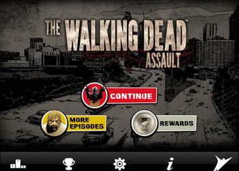 Снимок экрана The Walking Dead: Assault