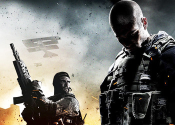 Кусок обложки добавления к Call of Duty: White Ops 2