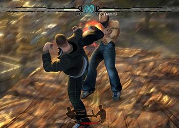 Снимок экрана Fighters Uncaged