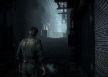 Снимок экрана Silent Hill: Downpour