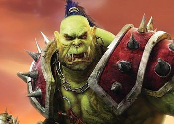 Снимок экрана Warcraft 3