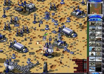 Снимок экрана Command & Conquer: Red Alert 2