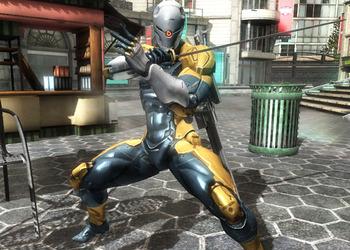 Снимок экрана Metal Gear Rising: Revengeance