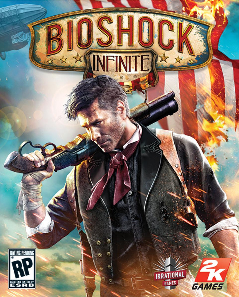 Левинит встал на защиту обложки игры BioShock: Infinite