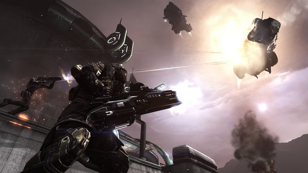 Игра Dust 514 вышла на ступень открытого beta-тестирования