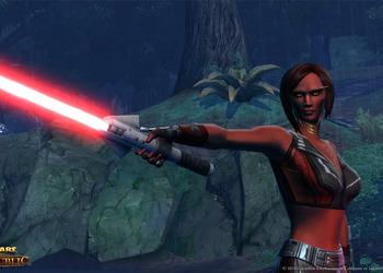 Снимок экрана Star Wars: The Old Republic