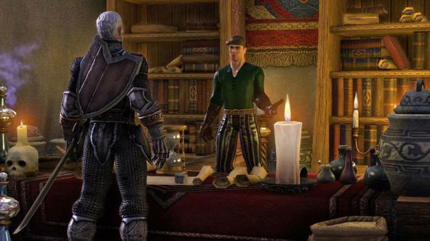 В интернете возникла новая информация и трайлер игры The Elder Scrolls: On-line