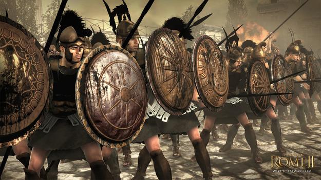 Создатели Rome 2: Total War продемонстрировали свежую фракцию в игре