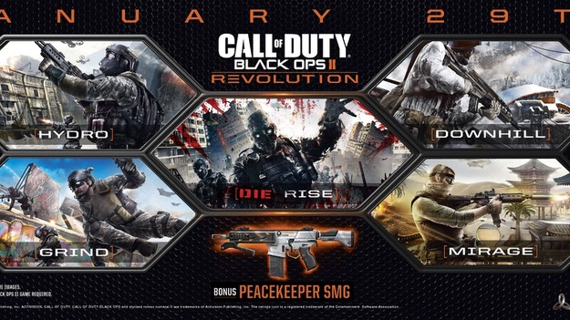 Activision официально объявила добавление к игре Call of Duty: White Ops 2