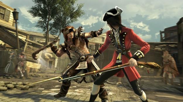Короля Вашингтона продемонстрировали в новом трейлере добавления к игре Assassin'с Creed III