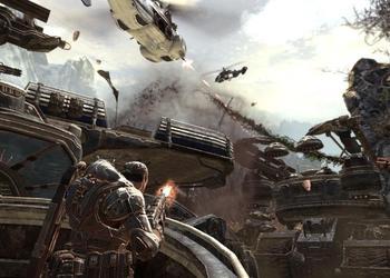 Снимок экрана Gears of War 2