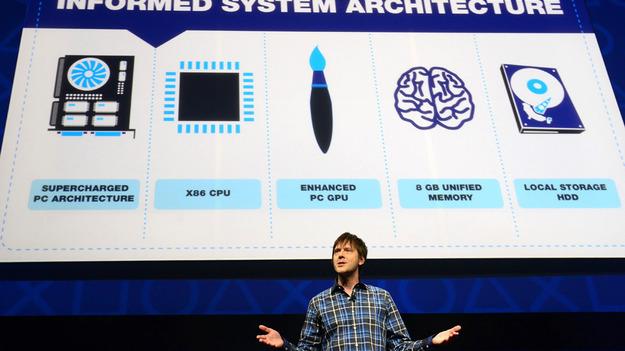 PlayStation 4 будет по меньшей мере в 3-4 раза производительнее быстрейшего РС