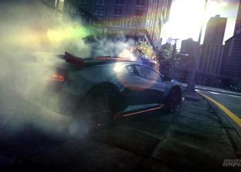 Снимок экрана Ridge Racer Unbounded