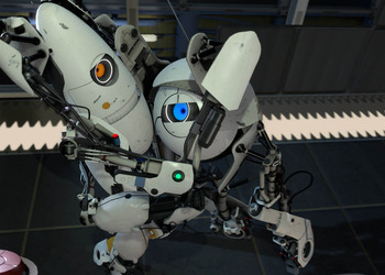 Снимок экрана Portal 2