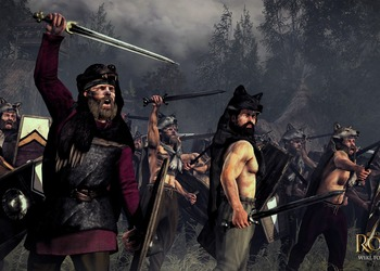 Снимок экрана Total War: Rome II