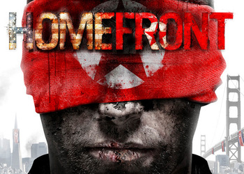 Кусок бокс-арта Homefront