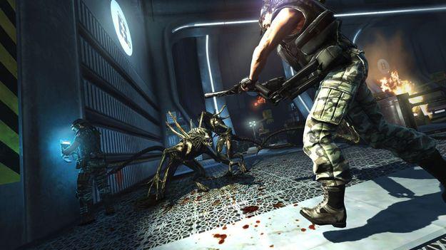 Создатели Aliens: Colonial Marines произвели свежий видеоролик к игре