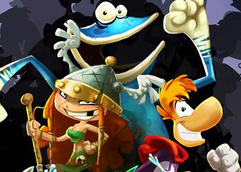Кусок концепт-арта Rayman Legends