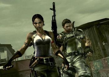 Снимок экрана Resident Evil 5