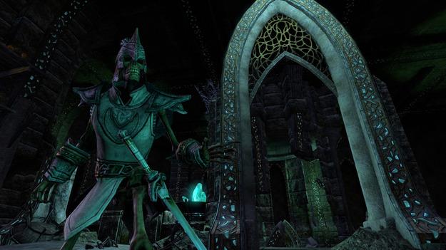 Создатели поделились новой информацией об игре The Elder Scrolls On-line