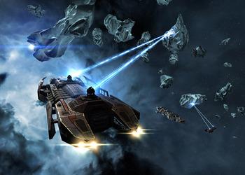 Снимок экрана EVE On-line