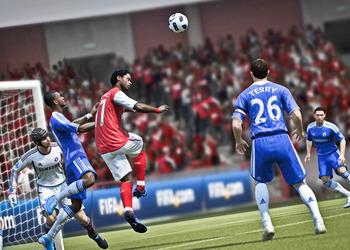 Снимок экрана FIFA 12