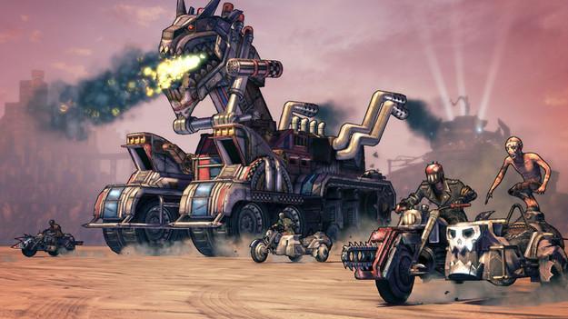 Свежее добавление к игре Borderlands 2  в интернете