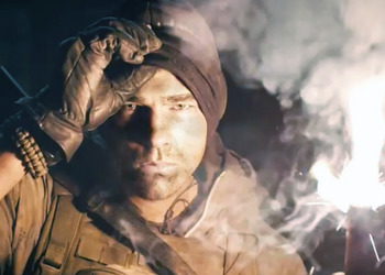 Снимок экрана из трейлера к игре Call of Duty: Ghosts