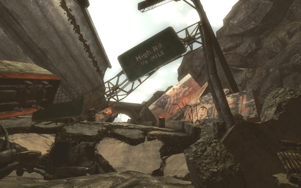 Пресс релиз заключительного добавления для игры Fallout: New Vegas - Lonesome Road вынесли на октябрь