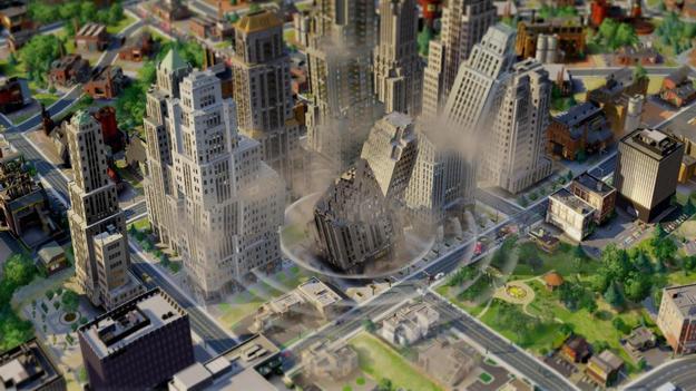 Игра SimCity будет в школах в роли прибора для учебы