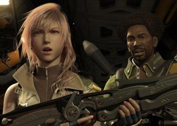 Снимок экрана Final Fantasy Versus XIII